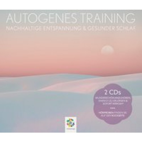 AUTOGENES TRAINING * Doppel CD
