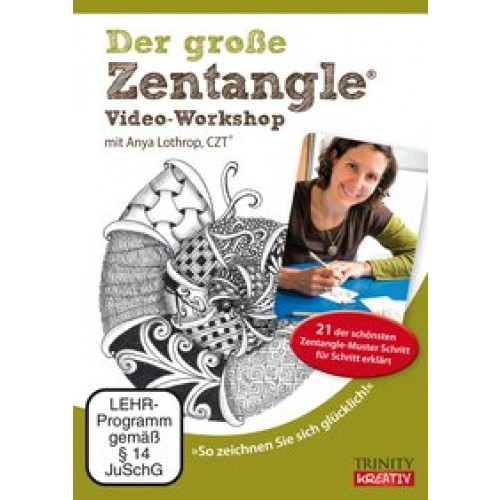 Der große Zentangle Video-Workshop
