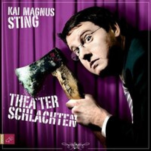 Theaterschlachten [Audio CD] [2009] Sting, Kai Magnus