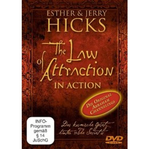 The Law of Attraction - In Action. Teil 1 (DVD)